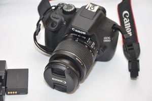 Canon EOS D/T6 18MP DSLR Camera + mm Lens