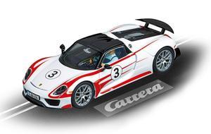 "Carrera  DIGITAL 132 Porsche 918 Spyder, no. "" 3 "" -"