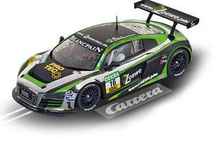 """Carrera  - Digital 124 Audi R8 LMS """" Yaco Racing, no.16"""