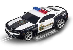 Carrera  - Digital 132 - Chevrolet Camaro Sheriff Car
