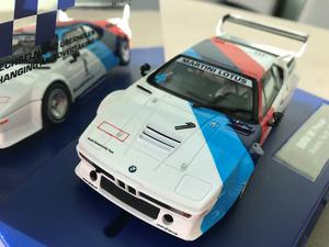 "Carrera Digital  BMW M1 Procar "" ANDRETTI, no.01 "","