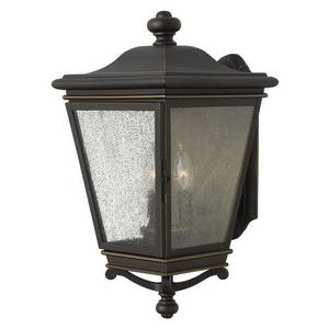 "Hinkley Lighting  Oil Rubbed Bronze 19"" Height 3 Light"