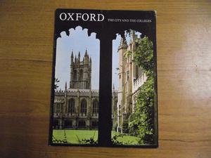 Oxford Guide Book (Box 7)