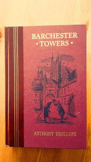 Readers Digest Book Barchester Towers by Anthony Trollope