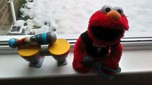 Rock & Roll Elmo & Groover Microphone