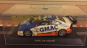 Scalextric Opel V8 Coupe GMAC No8 (C) *Mint Boxed*