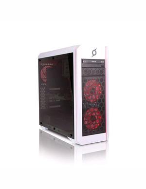 Stormforce i Quad Core Gaming PC, 16GB, 2TB+128GB, GTX