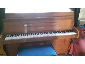 Zender upright piano. in Launceston