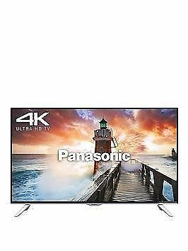 "40"" PANASONIC 4K LED SMART TV ONLY 13 MONTHS OLD FULL HD"