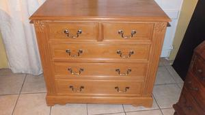 Antique Style Pine Chest of Drawers