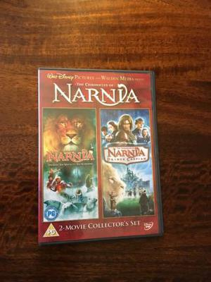 Narnia- The Lion, The Witch and The Wardrobe Prince Caspian