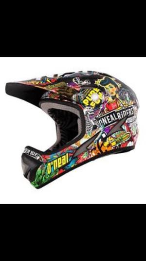 Oneal full face mtb helmet