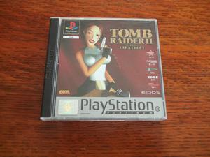 PLAYSTATION 1 TOMB RAIDER II EXCELLENT CONDITION FREE P&P