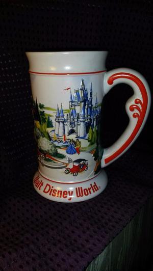 Vintage Walt Disney World Beer Stein