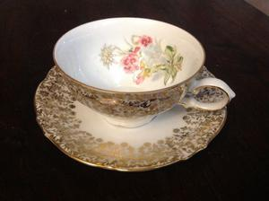 Winterling Schwarzenbach Bavaria Cup and Saucer