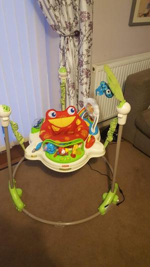 Fisher price jumperoo for sale