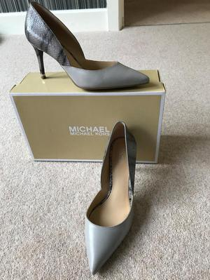 Michael Kors Stiletto Shoes - Taupe - Size 5
