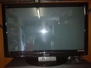 Panasonic Viera TX-P42U20B p HD Plasma Television.