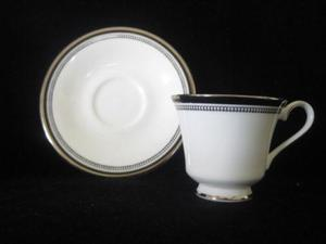 Royal Doulton Sarabande 6 Bone China cups and saucers excell