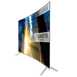 "SAMSUNG UE55KS Smart 4k Ultra HD HDR 55"" Curved LED TV"