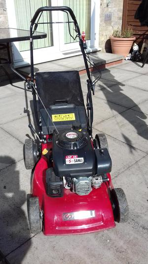 Used Sanli petrol mower