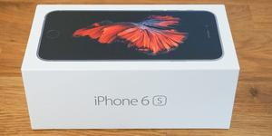 iPHONE 6S UNLOCKED MINT LIKE NEW 16 GB GREY BOXED ONLY £180