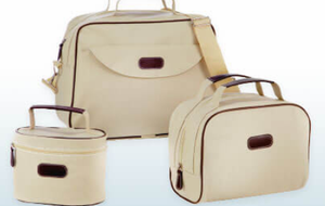 3 Piece Travel Bag Set