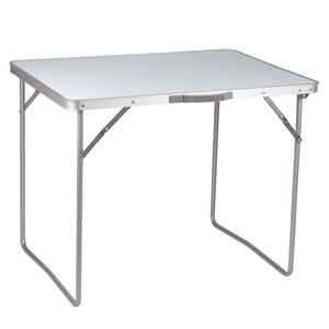 Camp Gear Folding Camping Table Economy 80x60x69 cm Steel