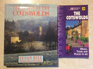 JOBLOT of Cotswold Books. Price is for both NOT EACH