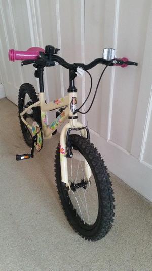 Kid's Bike - Apollo Woodland Charm Kids' Bike - 18inch - TWO AVAILABLE