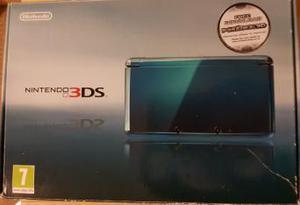 LIKE NEW NINTENDO 3DS + 4 GAMES