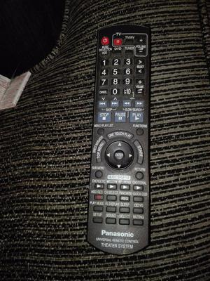Panasonic universal TV remote fully working order LCD /plasm /smart compatible