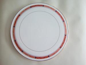 Royal Worcester Beaufort Gateaux plate