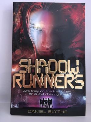 Shadow runner by Daniel Blythe