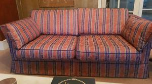 2 Harrods 4 seater sofa excellent condition