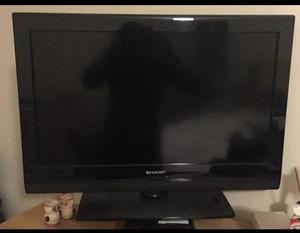 """26"""" SHARP LCD TV"""