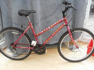 ADULT LADIES GOOD QUALITY RALEIGH MOUNTAIN BIKE