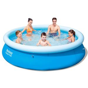 Bestway Fast Set Round Inflatable Swimming Pool 305 x 76 cm