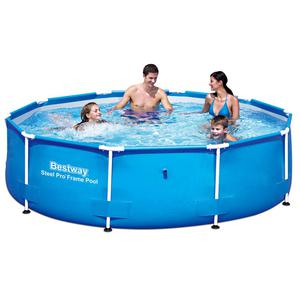 Bestway Steel Pro Round Swimming Pool 305 x 76 cm Frame