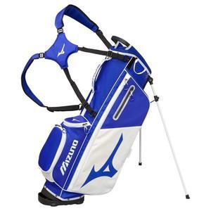 Brand New Mizuno BR-D3 Stand Bag - Staff Blue