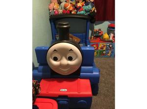 Childs Thomas Tank Engine Bed (Little Tikes) in Tiverton
