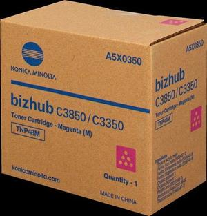 Genuine Konica-Minolta A5X Ink Toner Cartridge. Brand new sealed in box.
