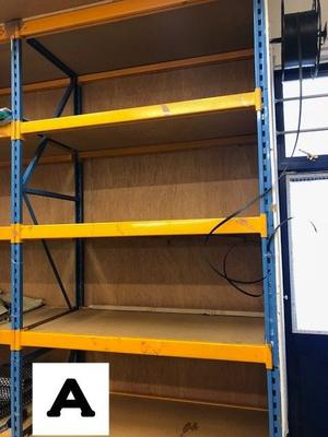 Heavy Duty Shelving! Joblot! Clearance!