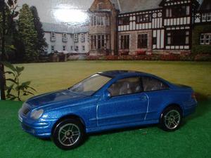 Mercedes Benz CLK1:59 Mettalic Blue