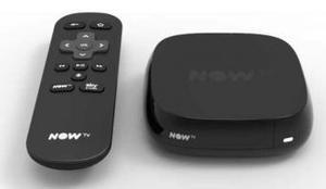 NOW TV Box & Remote x2