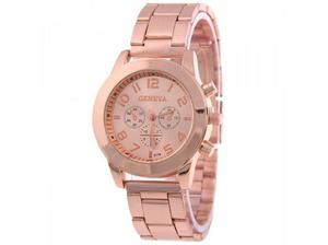 New Men's New Men's anolog Watch Rose Gold in Limavady