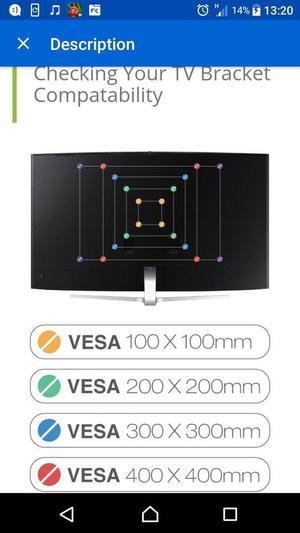 TV Swivel tilt wall mount bracket