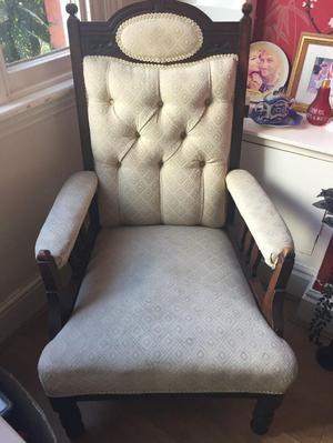 Victorian 6 piece Chaise Lounge Suite