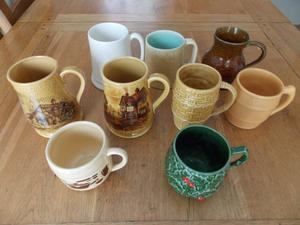 collectable vintage sylvac pottery