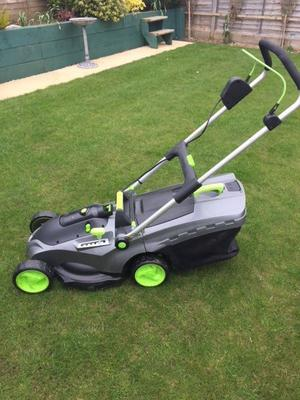 cordless electric lawn mower for sale